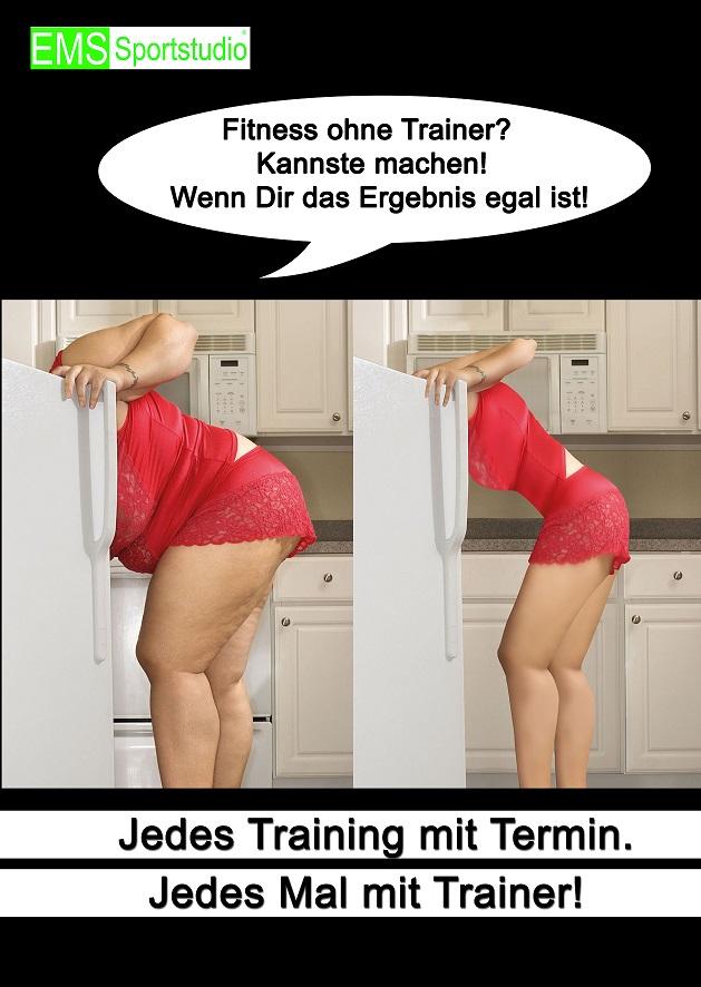 EMS Fitness Unterhaching ohne Trainer !?