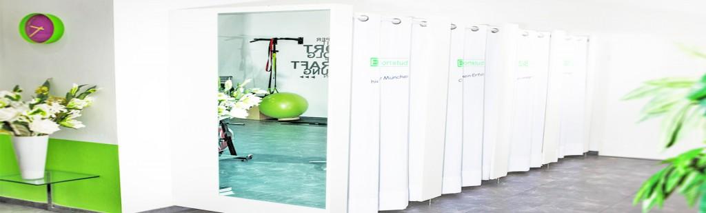 EMS Sportstudio Unterhaching bei Muenchen