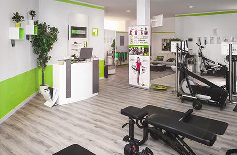 EMS Sportstudio Unterhaching