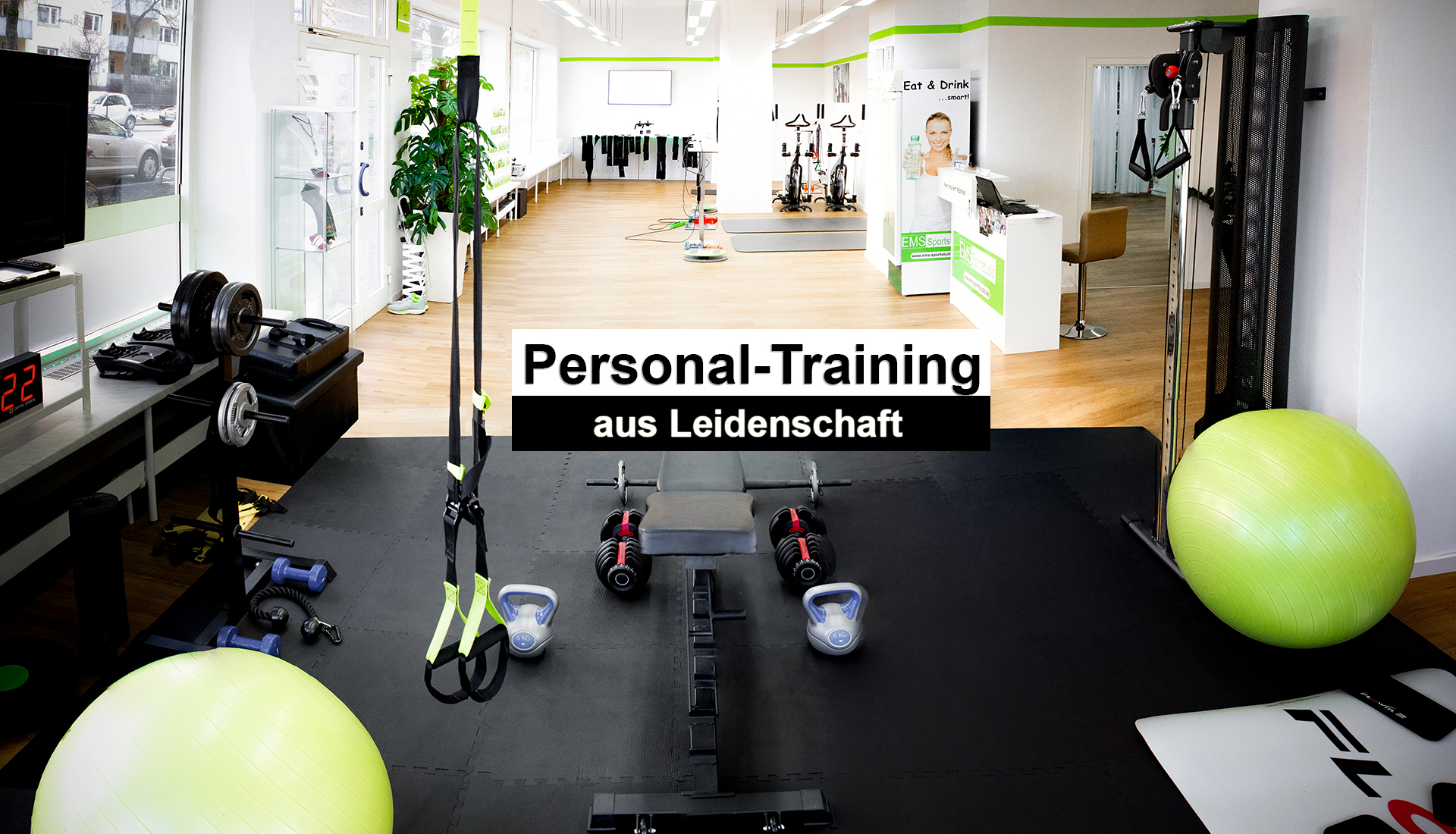 Personaltraining Muenchen